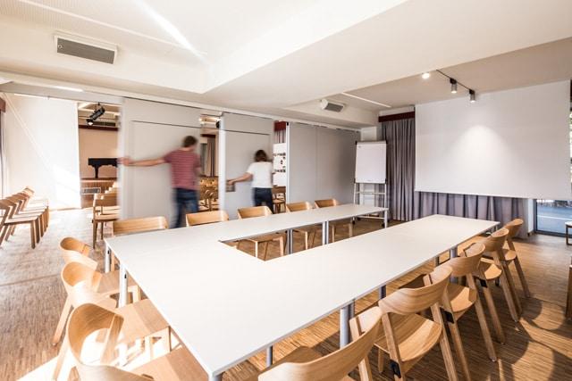 Stieglerhaus Seminarraum S