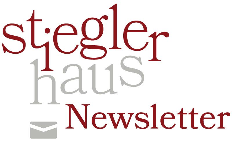 Stieglerhaus Newsletter