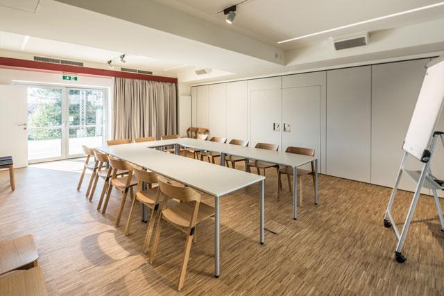Stieglerhaus Seminarraum