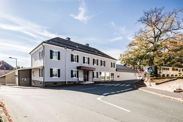 Stieglerhaus Strassenansicht