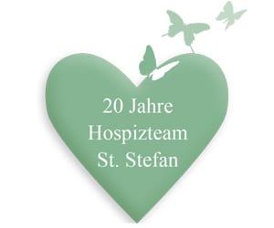 20 Jahre Hospitzteam Stieglerhaus