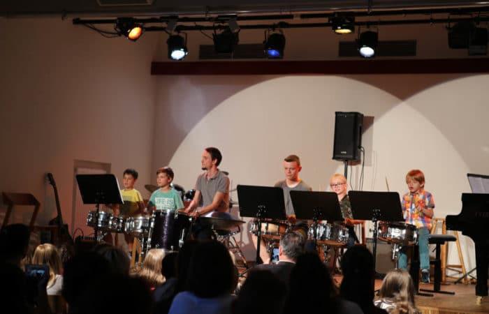 Musikschule Vorspielabend 25.06.2018