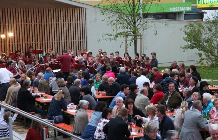Platzkonzert Musikverein 23.06.2018