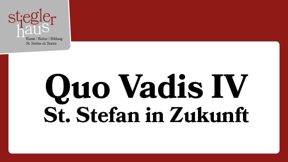 Quo Vadis IV