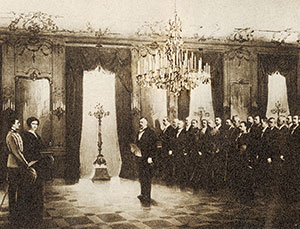 Vortrag Monarchie Stieglerhaus