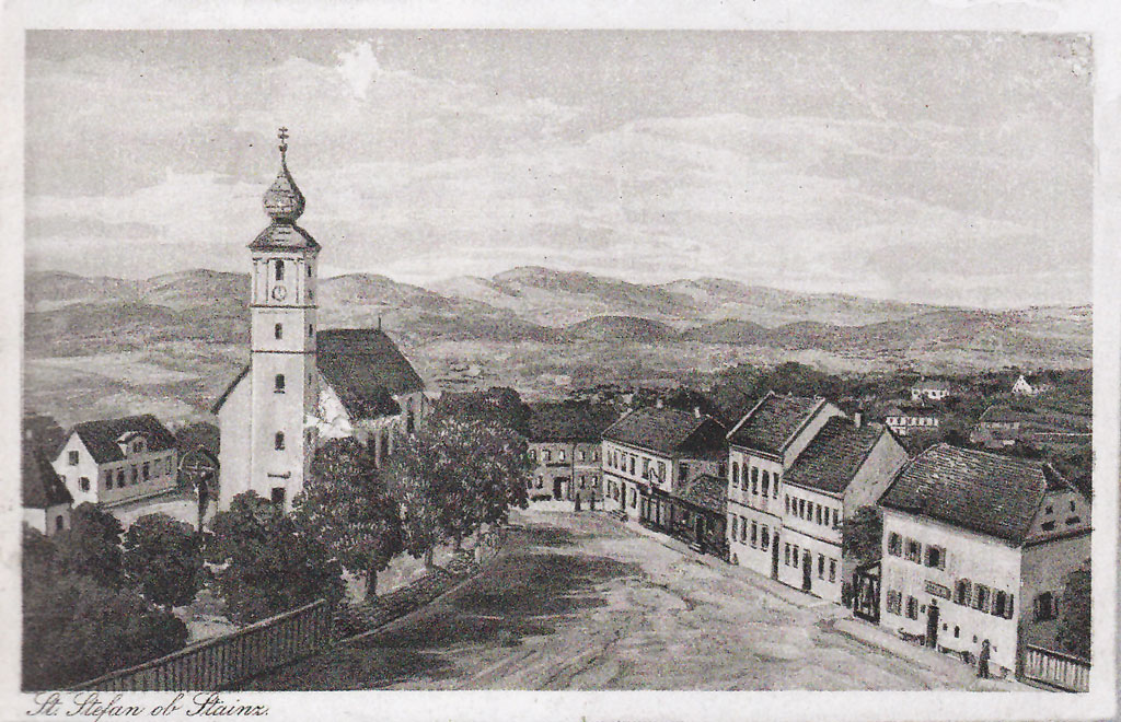 Stieglerhaus Archiv St. Stefan