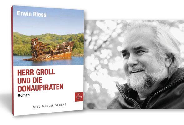 Buchpräsentation Donaupiraten