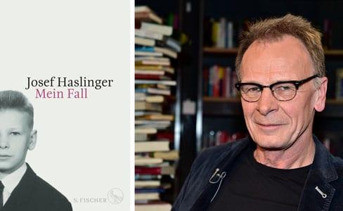 Lesung Josef Haslinger Mein Fall