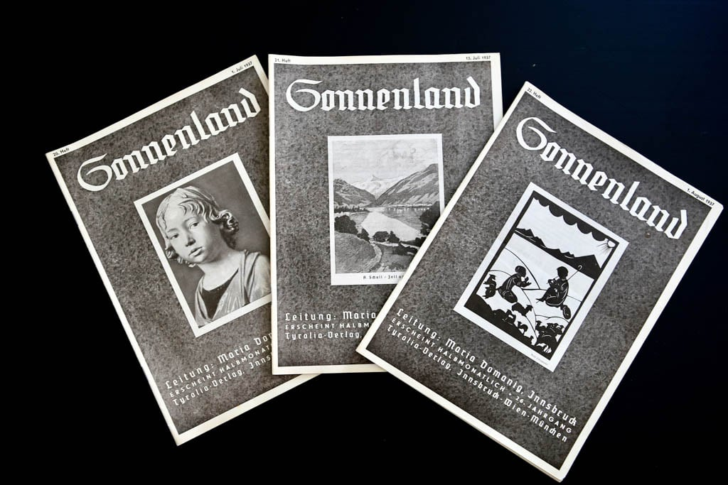 Stieglerhaus Archive Sonnenland
