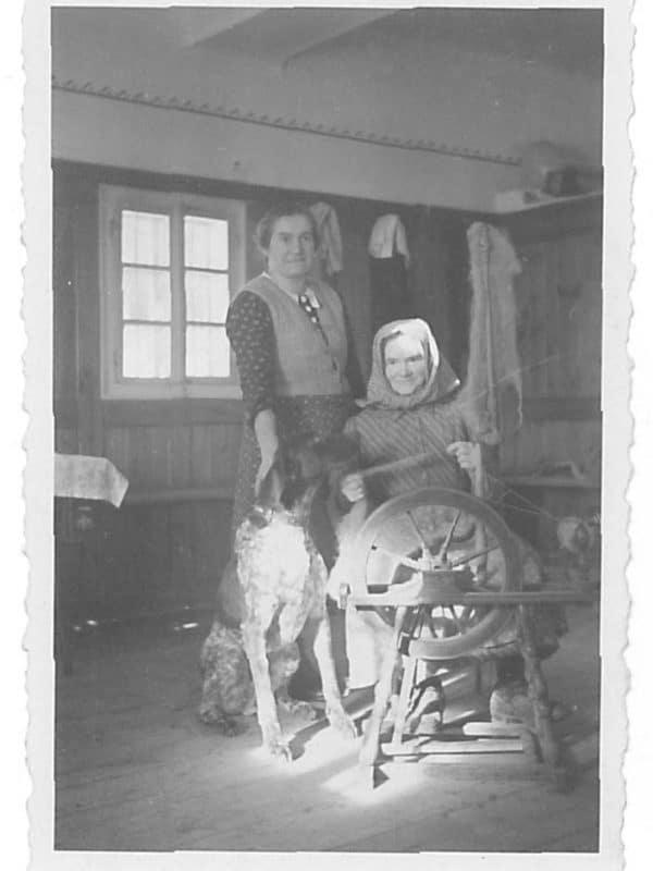 Stieglerhaus Archiv Maria Knopper
