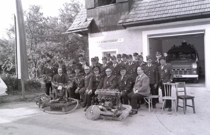 Stieglerhaus Archiv Pumpenweihe