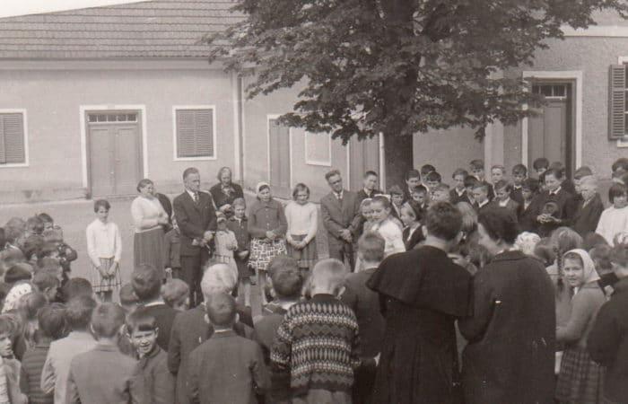 Stieglerhaus Archiv Staatsvertragsfeier