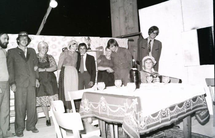 Stieglerhaus Archiv Theaterstück Thünauer