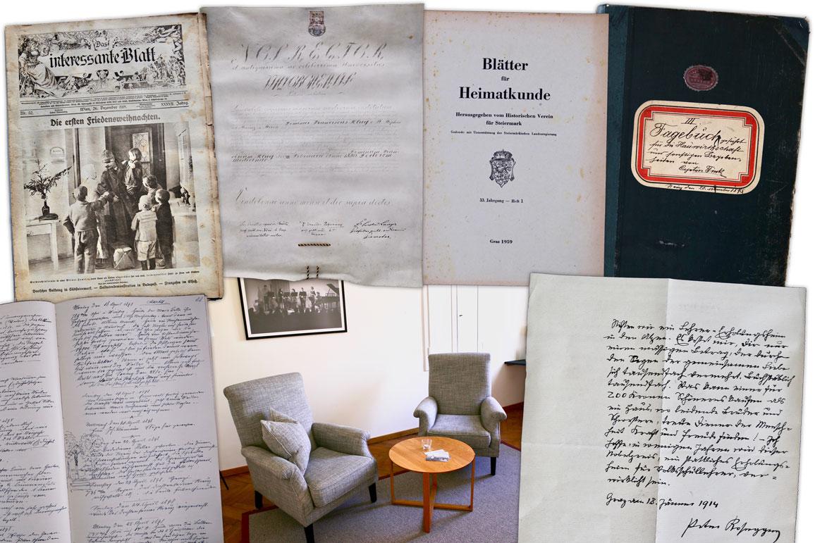 Stieglerhaus Archiv