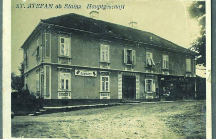 Stieglerhaus Archiv Kaufhaus Binder
