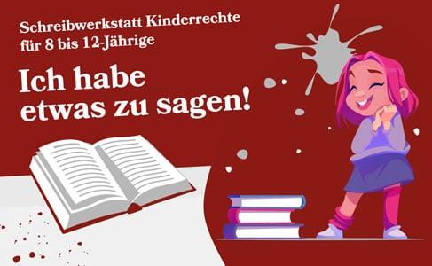 Stieglerhaus Schreibwerkstatt Kinderrechte