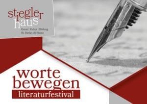 Stieglerhaus Literaturfestival