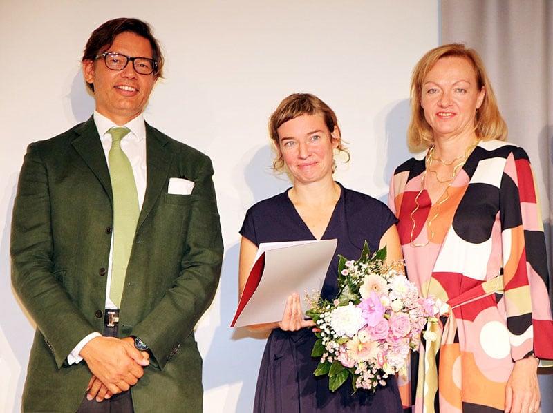 Literaturfestival Simone Hirth