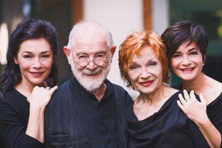 Familienfoto Schwertsik-Stemberger