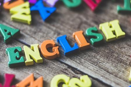 Meine ersten englischen Worte und Sätze