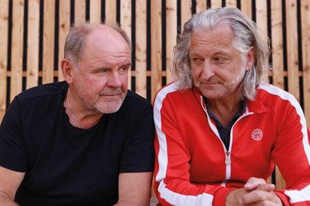 Sir Oliver Mally & August Schmölzer
